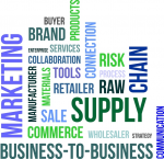 Marketing Supply Chain Infographic - eLynxx Solutions